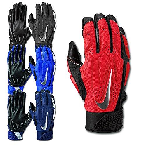 Nike D-Tack 6.0 Design 2018, Lineman Handschuhe Gloves I 4 Farben bis Größe 3XL