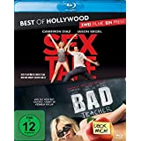 Sex Tape/Bad Teacher - Best of Hollywood/2 Movie Collector's Pack 93
