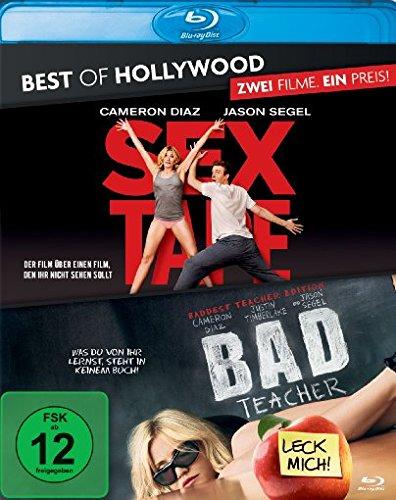 Bild von Sex Tape/Bad Teacher - Best of Hollywood/2 Movie Collector's Pack 93 [Blu-ray]