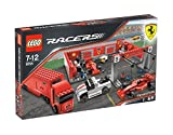 Lego Racers 8155: Ferrari F1 Pit