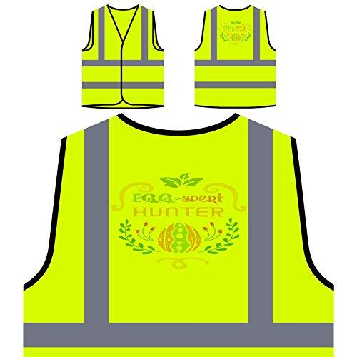 egg-spert-hunter-personalized-hi-visibility-yellow-safety-jacket-vest-waistcoat-j678v