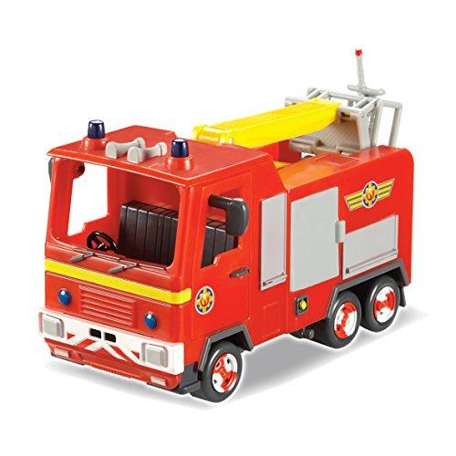 Feuerwehrmann Sam FS03600 - Feuerwehrwagen (Feuerwehrmann Spielzeug-fahrzeug Sam)