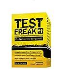 PharmaFreak Test Freak 120 Kapseln Testosteron Booster