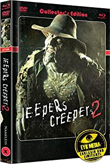 Jeepers Creepers 2 - Limited Collector's Edition - Mediabook - Limitiert auf 444, Cover A (+ DVD) [Blu-ray]