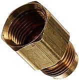 Anderson Metals Corp 714046–06063/8–Zoll Flare X 3/8–Zoll Eisen Rohr, weiblich Gewinde Anschluss