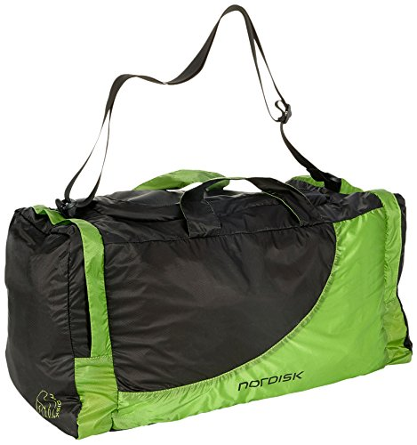 Tasche Billund Packable Unisex Green/Black