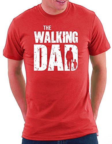 The Walking Dad T-shirt Rot