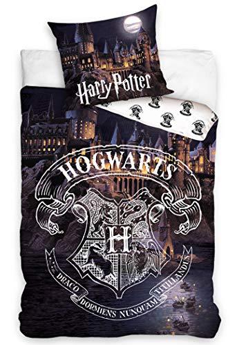 Harry Potter Juego Funda edredón 140 x 200 cm Funda