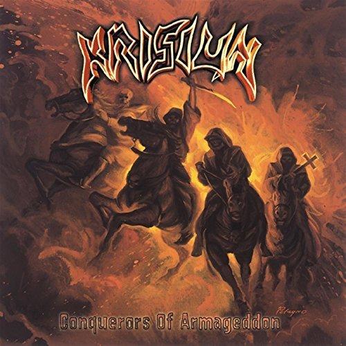 Conquerors Of Armageddon by KRISIUN (2008-11-07)