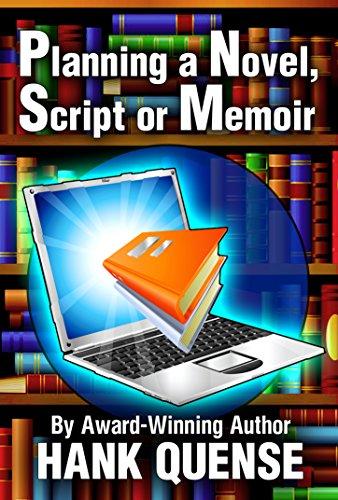 Book cover image for Planning a Novel, Script or Memoir