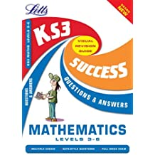KS3 Maths Q&A Success Guides: Level 3-6: Levels 3-6 (Key Stage 3 Success Guides Questions & Answers)
