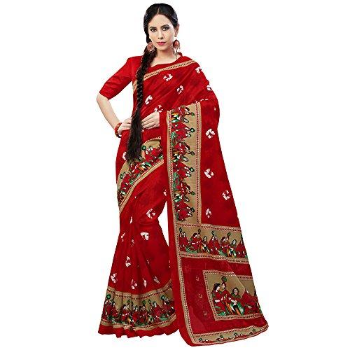 Sarees (Mrinalika Fashion SareesDesigner and partywear Cotton Silk Saree silk sarees for women by Mrinalika Fashion Best for online buying sarees )