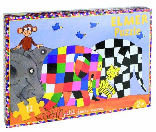 elmer-el408d-puzzle-12-pieces