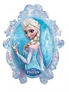 Amscan Super Shape Balloon Frozen Party Accessory