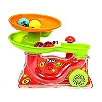 PREMIUM-Wasserspiel-mit-bunten-Kugeln-Luft-Brunnen-Wasserbrunnen-Springbrunnen-Fontne-Ball-Tunnel-Spiel-fr-Kinder