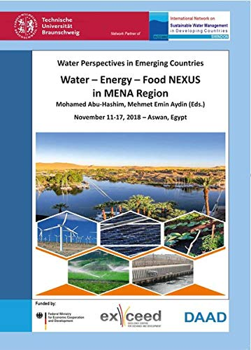 Delta-drain (Water - Energy - Food NEXUS in MENA Region: Water Perspectives in Emerging Countries. November 11-17, 2018 - Aswan, Egypt)