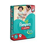 #8: Pampers Large Size Diaper Pants (68 Count)