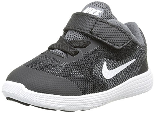 2f1ec3dda2a Nike 819415-001 Toddler Revolution 3 Tdv Athletic Shoes Grey Black 10- Price  in India