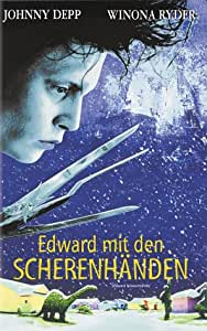 Edward Scissorhands [VHS] [1991]