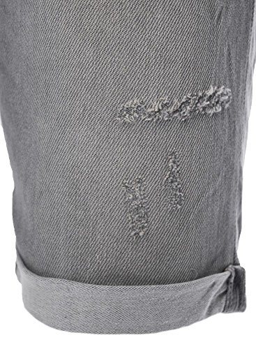LTB Jeans Herren Shorts LANCE Grau (Joel X Wash 50761)
