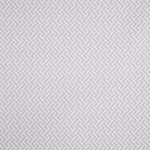 Hule diseño formas geométricas color gris, laberinto