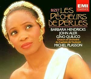 Bizet - Les pêcheurs de perles / Hendricks, Aler, Quilico, Capitole de Toulouse, Plasson
