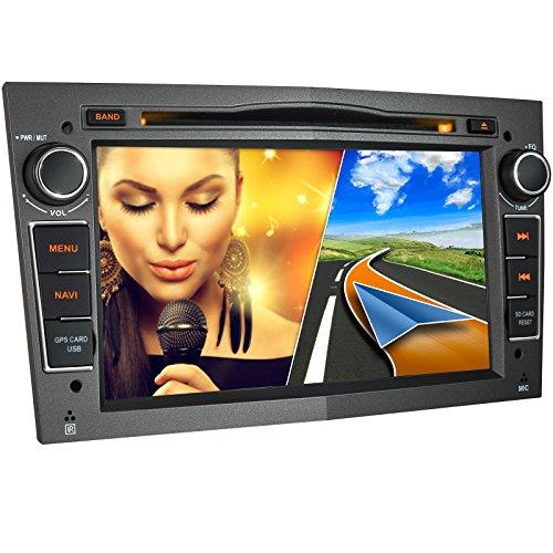 XOMAX-XM-01L-Autoradio-passend-fr-Opel-Corsa-Astra-Vectra-Zafira-Antara-Meriva-Vivaro-I-mit-GPS-Navigation-Bluetooth-Freisprecheinrichtung-7-Zoll-18-cm-Touchscreen-USB-Micro-SD-DVD-CD-I-2-DIN