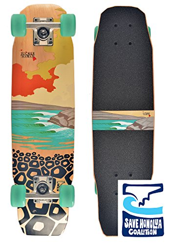 JUCKER HAWAII Woody-Board PONO KICK