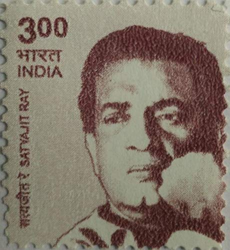 Definitive Stamps 10th Series Satyajit Ray