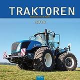 Technikkalender Traktoren 2018: Mit Texten von Udo Paulitz