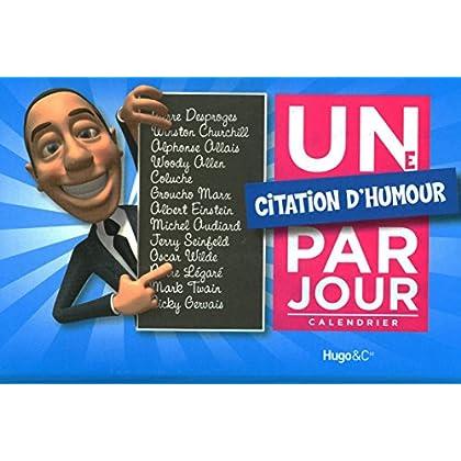 UNE CITATION D'HUMOUR PAR JOUR 2011