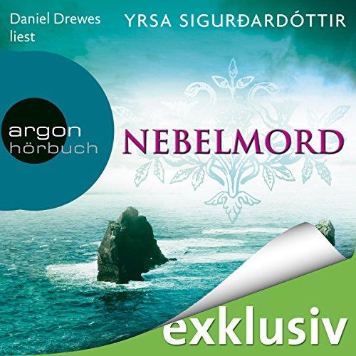 Buchseite und Rezensionen zu 'Nebelmord' von Yrsa Sigurðardóttir