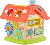 Saffire Funny Intelligence House, Multi Color