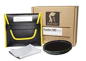 Light Craft Workshop Fader ND Digi Pro-HD 82mm - LCW Variable Neutral Density Filter 82 mm Variabler Graufilter
