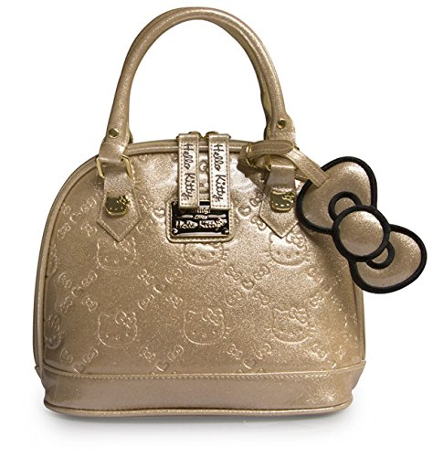 Hello Kitty, Borsa a mano donna Oro (Golden)