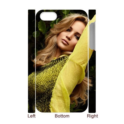 LP-LG Phone Case Of Jennifer Lawrence For Iphone 5C [Pattern-6] Pattern-4
