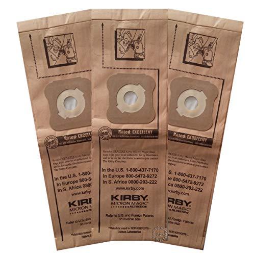 Kirby Original MICRON MAGIC Filter 3er pack für G3 G4 G5 G6 G7 G8 G10 Sentria (197294) -