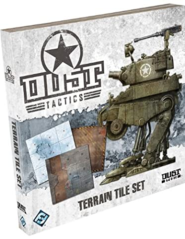 Dust Tactics - Dust Tactics Terrain Tile