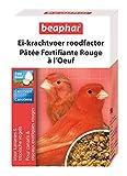 Collare Beaphar–Alimento di uovo con caroteno per canários e uccelli tropicali, 150g