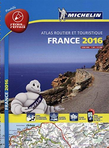 Francia. Atlante stradale e turistico