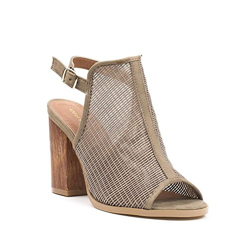 Ideal Shoes ,  Stivali donna Grigio