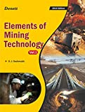 Elements of Mining Technology Vol. 1