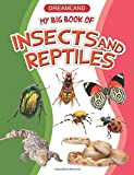 My Big Book of Insects and Reptiles - satisfy the curiosity of infants in the age group 2-3-4 years regarding different insects and reptiles through attractive pictures.