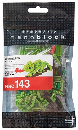 Nanoblock NAN-NBC143 Chameleon