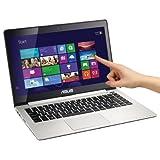 ASUS S400CA-CA010H Ultrabook tactile 14' (35,56 cm) Intel Core i3-3217U 1,8 GHz HDD...