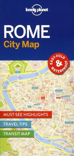 Lonely Planet Rome City Map (Travel Guide) par Lonely Planet