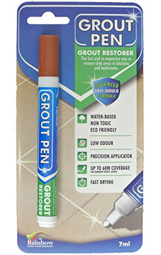 Grout Pen - Designed for restori...