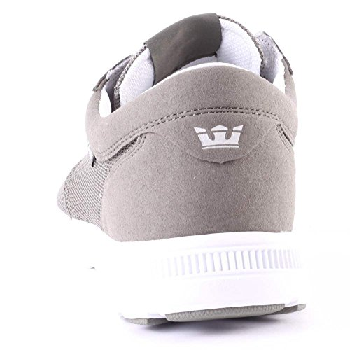 Supra - HAMMER RUN, Sneakers unisex Dusty olive - off white