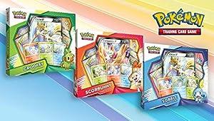 Pokèmon The Company 0820650309939 - Colección de Cartas coleccionables, Multicolor