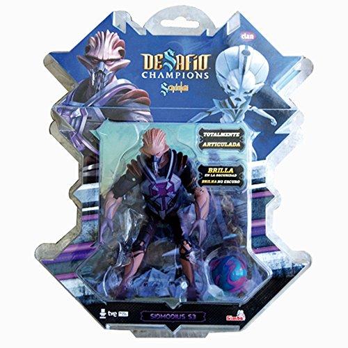 Desafío Champions Sendokai Figura Sidmodius (Simba 9411992)